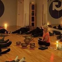 Yoga Center Group Meditation Workshop
