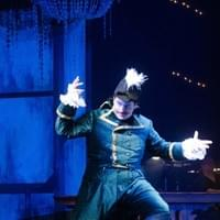 Begearss in The Ghosts of Versailles I Wolf Trap Opera 2015