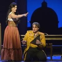 Don Jose in Carmen I Fort Worth Opera 2017