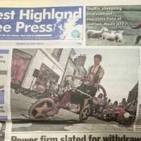 West Highland Free Press