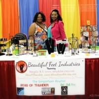 Oklahoma Black Business Expo created by Asa Leveaux and presented by Leveaux Group, Inc.