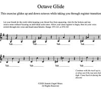 Exercise 4: Octave Glide
