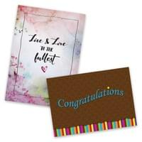 Bobbie has created numerous greeting card designs for corporate clients.