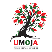 T-shirt design for Umoja — a conference for transracial families raising African American children — featuring a seasonally-appropriate metaphor for diversity