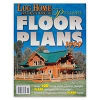 Early in Bobbie's career, the annual Floor Plans issue of Log Home Design Ideas magazine presented a creative opportunity.