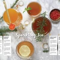 Cheers! Sparkling Tea