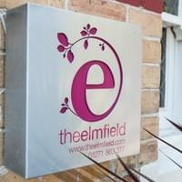 The Elmfield Outside Logo