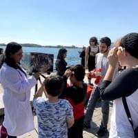 Soapbox Science, Harbourfront Toronto