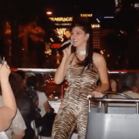 Double Decker Bus Transportation with Shania Twain