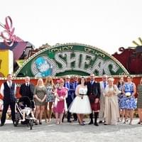Weddings at the Neon Museum in Las Vegas