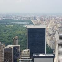 MAnhattan, NYC, looking on Central Park