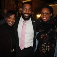 Dec 2017 | AAEN Black Professionals Holiday Mixer (Impact Hub Oakland)