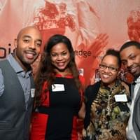 (Dec 2012) Black Professionals Holiday Mixer