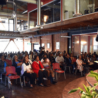 Aug 2016 | AAEN collaborates with theREGISTRY on healthcare forum (Impact Hub Oakland)