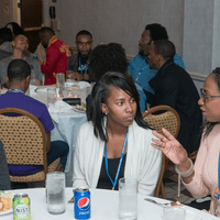 Nov 2015 | AAEN ERG Interactive - ERG members dine with HBCU Fellows as part of launch of Nat'l Tech Diversity Pipeline Initiative (NTDPI) (San Mateo Airport Marriott)