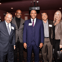 Feb 2018 | A Reception for Billionaire Robert Smith (Oakland)
