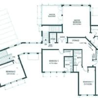 Central Pool 5 Bed - 1st Floor