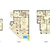Townhouse - 4 BR