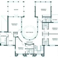 Grand courtyard 6 Bed - 1st Floor