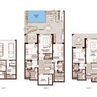 Townhouse 3 - 3 bedroom