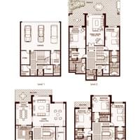 Townhouse 5 1 - 5 Bedroom
