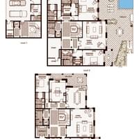 Townhouse 5 2 - 5 Bedroom