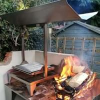 Wildpyre Asado with Canopy