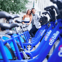 Citi Bike and Newlyweds