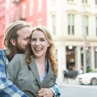 Picvoyage NYC Soho Engagement Photo Shoot