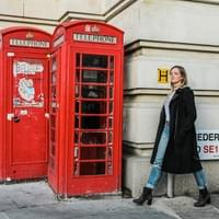 London Westminister Photo Shoot