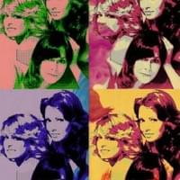 Pop Art Charlie's Angels
