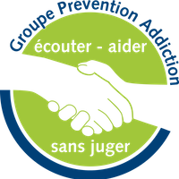 Logo Groupe Prévention  Addiction HG
