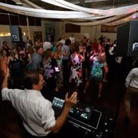 Sarah & Paul Wedding DJ 2017 Hunter's Hill