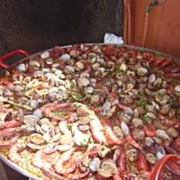 Paella Party- Costa Brava, Catalunya (Spain)