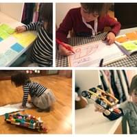 Mission: Car Designer - Discovering cars from today and tomorrow, brainstorming ideas and creating a prototype for the family car of the future