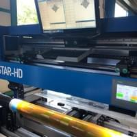 STAR-HD semi-automatic plate mounter