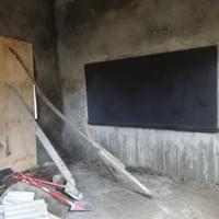 Plastering and building a blackboard