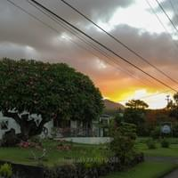 SUNSET , HANA