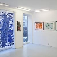 Solo-exhibition Yōkai Pandemonium  sept.-nov. 2018, at Format Artspace, Copenhagen.
