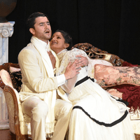 Rosina in The Barber of Seville
