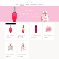 Escada Fragrances | Coty Inc. (2020)