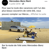 ESV Digital - Mercedez-Benz Rent (2019)