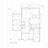Building Regulations- Floor Plan