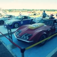 2010 - Nogaro - Corvette C3 Coupé BB 1971