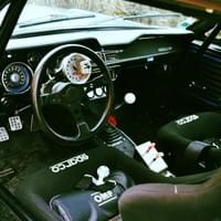 Mustang Coupé Racing Groupe 2 1968