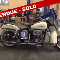 Harley Electraglide 1975 FLH Matching : TBE