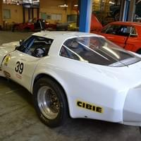 Corvette IMSA Wide Body 1977