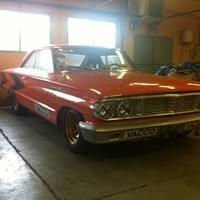 Ford Galaxy 500 1964 428 - VHC