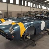 AC Cobra 289 FIA & Street Version