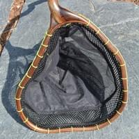 Smallfish Fly-fishing nets, tenkara inspired